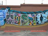 How to Project Mural On Wall Phoenix Murals Turn Immigration Controversy Into Latino