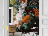 How to Remove A Wall Mural Wall Paper Peel N Stick Floral Wall Mural Remove