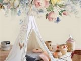 How to Remove Wall Murals Peel N Stick Wallpaper Floral Wall Mural Remove Wallpaper