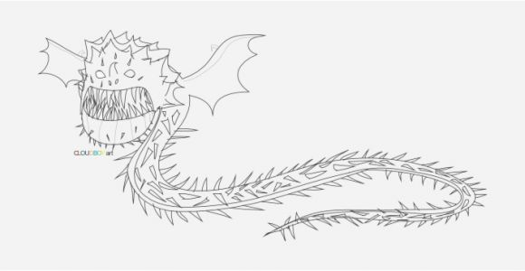 How to Train Your Dragon Coloring Pages Whispering Death M Whispering Death Coloring Pages Coloring Pages