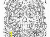 Http Www Crayola Com Free Coloring Pages 76 Best Sugar Skulls Images On Pinterest