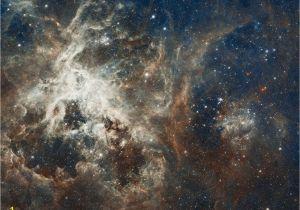 Hubble Telescope Wall Murals Free Image On Pixabay Galaxy Star Tarantula Nebula