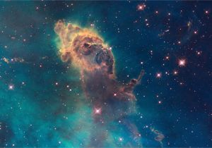 Hubble Telescope Wall Murals to the Stars Bowen Hubble Telescope Image