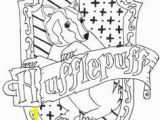Hufflepuff Crest Coloring Page 4267 Best Art Carvings Images