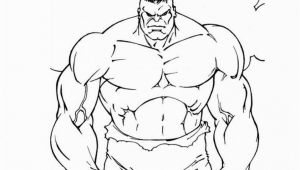 Hulk Coloring Pages for toddlers Free Printable Hulk Coloring Pages for Kids