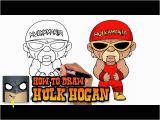 Hulk Hogan Coloring Pages Free How to Draw Hulk Hogan Wwe Superstars