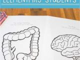 Human Body Coloring Page are You Learning About the Human Body Learn About the
