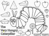 Hungry Caterpillar Coloring Pages Content 2015 10 Very Hungry