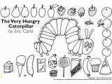 Hungry Caterpillar Coloring Pages Pdf Coloring Sheets for Kindergarten Packed with Pages Elegant Page Your