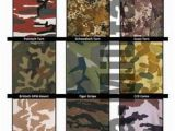 Hunting Camo Wall Murals Camouflage