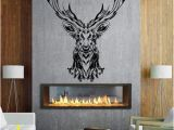 Hunting Wall Murals Wall Decal Vinyl Sticker Decals Art Decor Design Elk Deer Woodland