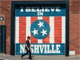 I Believe In Nashville Wall Mural A Love Letter to A Changing Nashville In Graphs