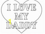 I Love Dad Coloring Pages 77 Best Father S Day Coloring Book Images