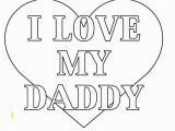 I Love Dad Coloring Pages Beautiful Coloring Pages Valentines Day Line Picolour