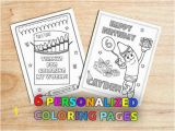 I Love My Daughter Coloring Pages Painting Birthday Party Coloring Pages Colorful Art Party Gift Bag Party Favors Personalized Decorations Printable Digital Pdf