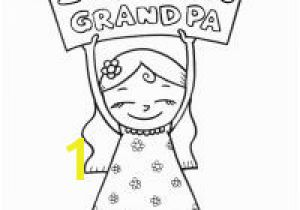 I Love You Grandpa Coloring Pages 21 Best Grandparents Day Images