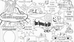 I Will Obey Coloring Page Coloring Pages Lesson Kids for Christ Bible Club Ten
