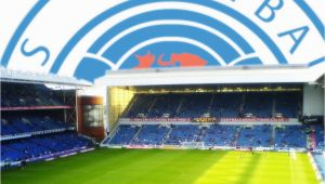 Ibrox Stadium Wall Mural 48 ] Glasgow Rangers Wallpaper On Wallpapersafari