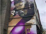 Ibrox Stadium Wall Mural City Centre Mural Trail Glasgow Aktuelle 2020 Lohnt Es