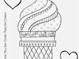 Ice Cream Coloring Pages Printable Ice Cream Coloring Pages with Images