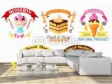 Ice Cream Wall Mural 633 152 Cupcake Dessert Cake Wall Murals Canvas Prints