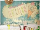Ice Cream Wall Mural 99 Best Store Images In 2019
