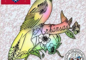 Idaho State Bird Coloring Page Idaho State Flag Malvorlagen Best Idaho State Bird Coloring Page