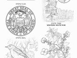 Idaho State Symbols Coloring Pages 14 Fresh Colorado State Coloring Pages S