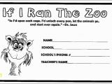 If I Ran the Zoo Coloring Pages if I Ran the Zoo Coloring Pages Coloring Pages