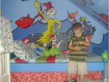 Ikea Wall Murals Dr Seussery We Used Ikea Furniture and Lots Of Seuss Murals I