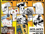 Incredibles 2 Coloring Pages Printable Incredibles 2 Printable Activities & Coloring Pages