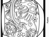 Indian Girl Coloring Pages Wel E to Dover Publications