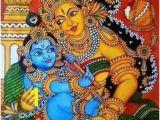 Indian Mural Painting Tutorial 129 Best Kerala Mural Painting Images In 2019