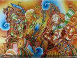 Indian Mural Wall Art Nirupama Mishra India