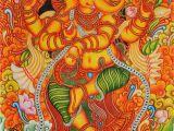 Indian Mural Wall Art Pin by Shilpa Kekunnaya On Art In 2019