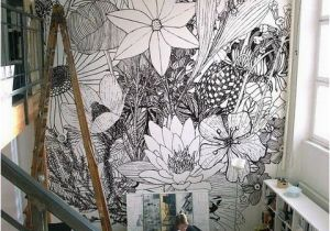 Indoor Mural Paint 10 Fun Feature Walls for the Home Pinterest