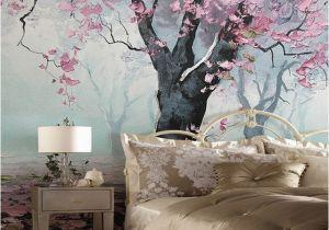Indoor Mural Paint Custom Murals 3d Indoor Flower Design Murals Retro Style Oil