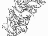 Infinity Sign Coloring Pages 10 Fun and Funky Feather Coloringpages original Art Coloring Book