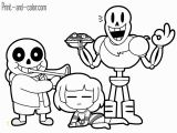 Ink Sans Coloring Pages Undertale Coloring Pages