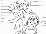 Inside Out Sadness Coloring Page Inside Out Coloring Pages Best Coloring Pages for Kids
