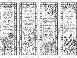 Inspirational Bible Verses Coloring Pages Set Of 6 Bible Verse Coloring Bookmarks Plus 3 Designs with