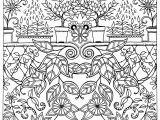 Inspirational Coloring Pages Adult Coloring Pages Jangle Charm Free Adult Coloring Page Secret Garden