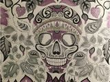 Inspirational Coloring Pages Adult Coloring Pages Jangle Charm Johnna Basford Magical Jungle Skull