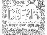 Inspirational Quote Coloring Pages for Adults 12 Inspiring Quote Coloring Pages for Adults–free