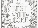 Inspirational Quote Coloring Pages for Adults Get This Printable Adult Coloring Pages Quotes the Best