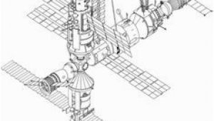International Space Station Coloring Page 21 Best Coloring Pages Images