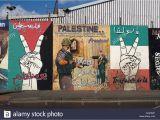 International Wall Murals Belfast Belfast Murals In Republican area Stock S & Belfast