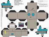 Invader Zim Coloring Pages Online Gir Paper toy