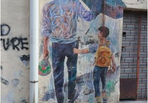 Ipoh Wall Art Mural Fathers Day Picture Of Art Of Oldtown Ipoh Tripadvisor