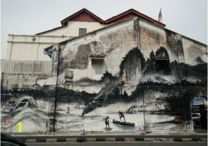 Ipoh Wall Art Mural Street Art In Ipoh Old town Bild Von Art Of Oldtown Ipoh